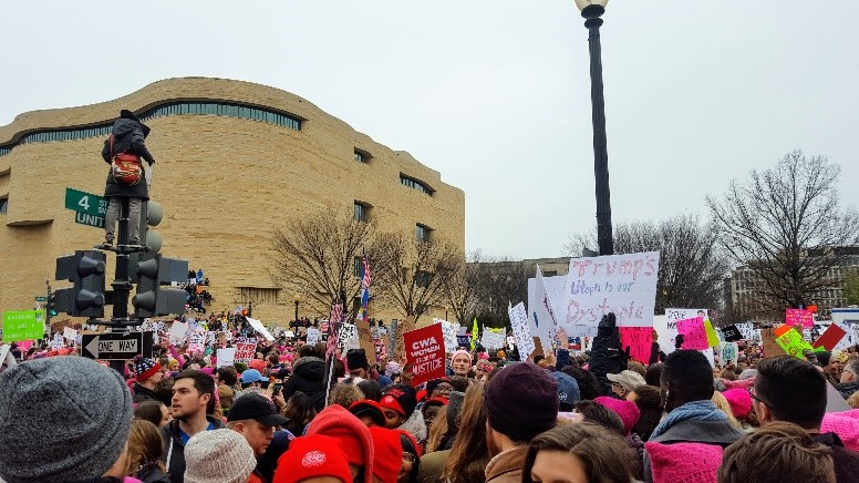 DC march1